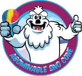 Abominable Sno Cone Logo